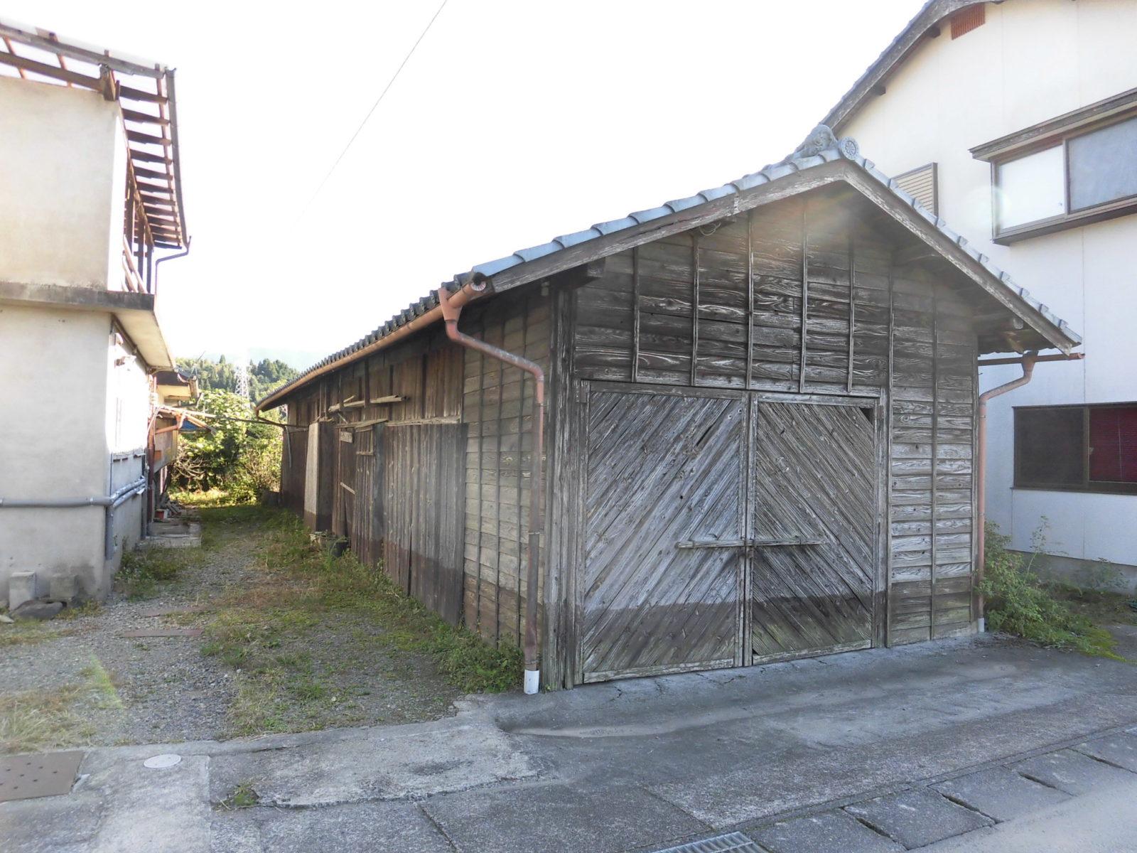 車庫・倉庫