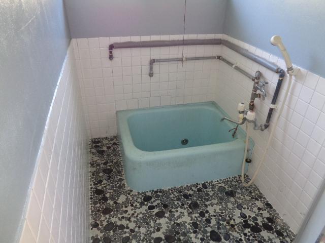 浴室・洗濯機置場