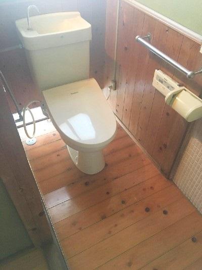 建物1トイレ