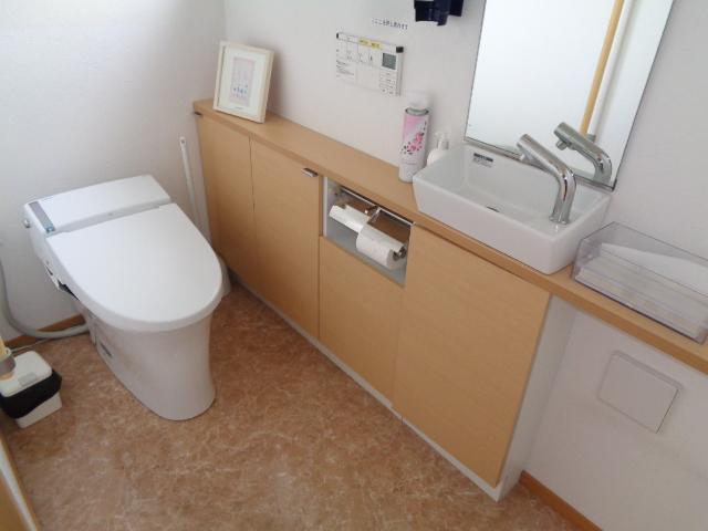 店舗 トイレ
